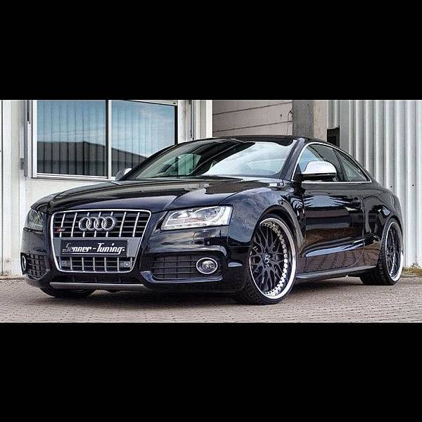 Audi Photograph - #audi #s4 #tuning #tuner #carporn by Exotic Rides