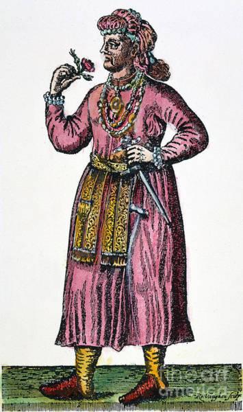 Photograph - Aurangzeb (1618-1707) by Granger