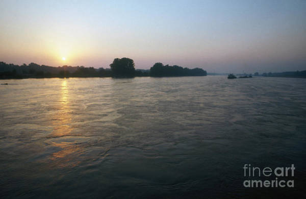 Photograph - Austria: Danube by Granger