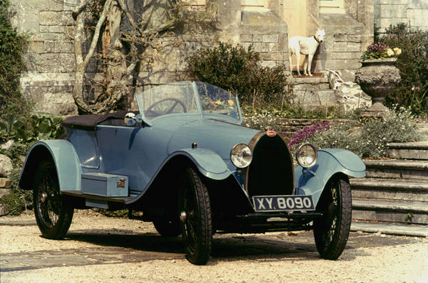 Photograph - Auto: Bugatti Type, 1925 by Granger