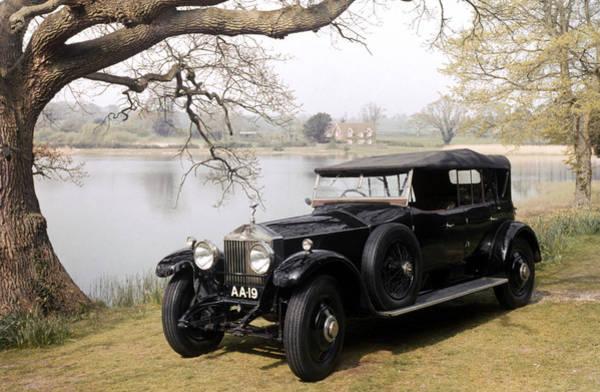 Photograph - Auto: Rolls-royce, 1925 by Granger