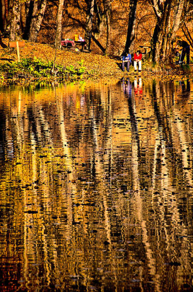 Photograph - Autumn - 2 by Okan YILMAZ