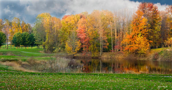 Wall Art - Photograph -  Autumn Colors In Pa by Heinz G Mielke