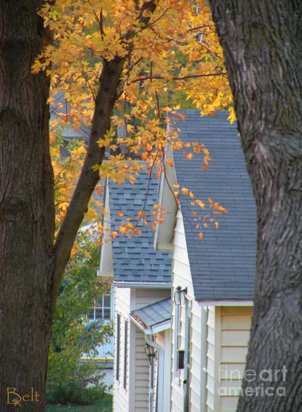 Christine Falls Photograph - Autumn In America IIi by Christine Belt