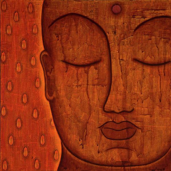 Sacred Heart Mixed Media - Awakened Mind by Gloria Rothrock