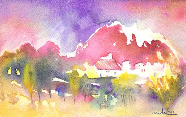 Painting - Awakening On Planet Goodaboom by Miki De Goodaboom