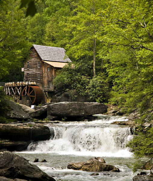 Photograph - Babcock Mill by Rick Hartigan