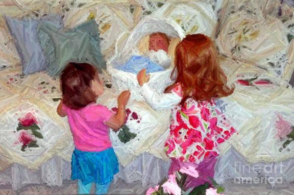 Wall Art - Photograph - Baby Dolls by RL Rucker