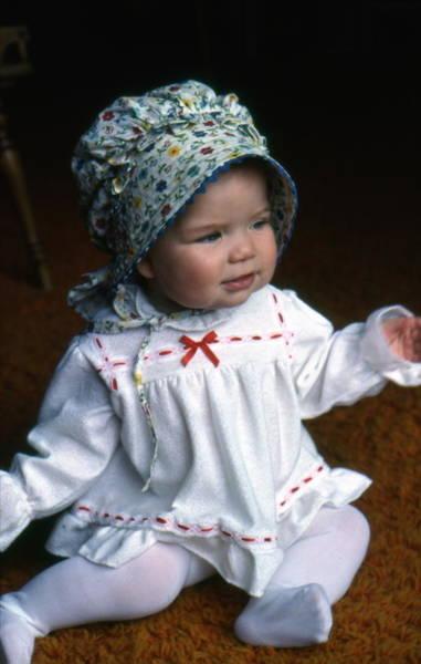 Baby Jessica Art Print