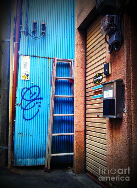 Photograph - Backstreet by Eena Bo