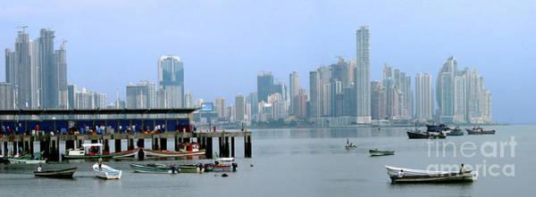 Photograph - Bahia De Panama by Julia Springer