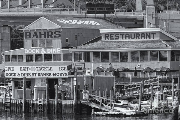 Photograph - Bahr's Landing II by Clarence Holmes