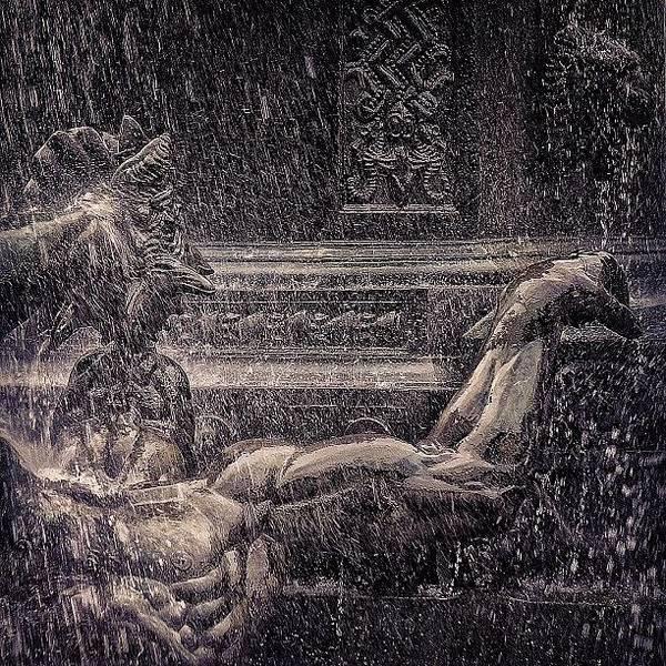 Wall Art - Photograph - Bailey Fountain - Ny by Joel Lopez