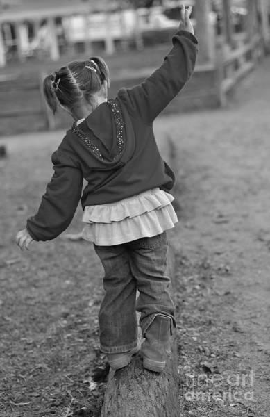 Photograph - Balancing Act by Eddie Yerkish