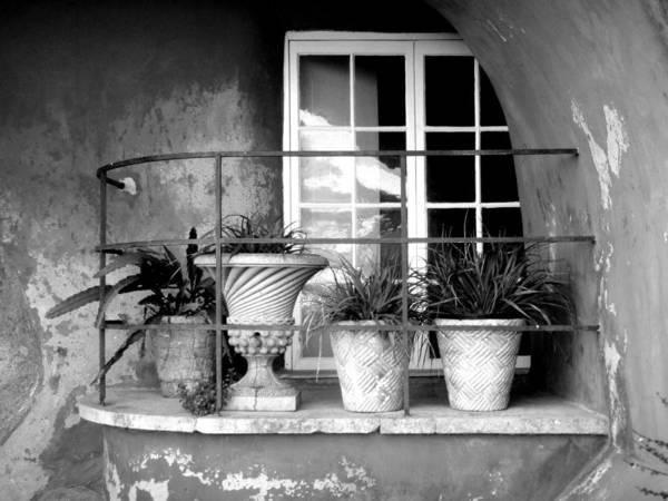 Photograph - Balcony by Roberto Alamino