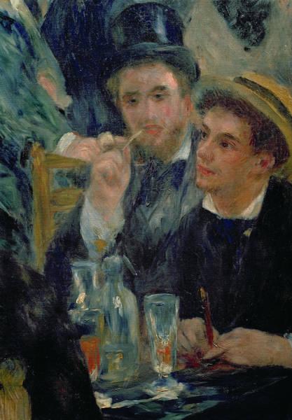 Wall Art - Painting - Ball At The Moulin De La Galette by Pierre Auguste Renoir