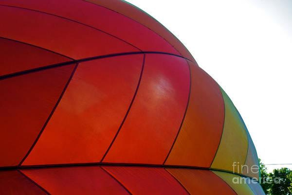 Photograph - Balloon Edge by Mark Dodd