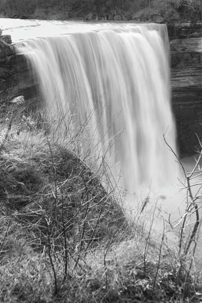 Photograph - Balls Falls 9931b by Guy Whiteley