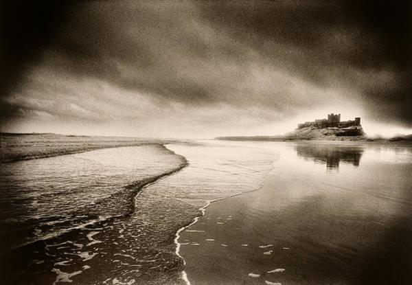 Dim Photograph - Bamburgh Castle by Simon Marsden