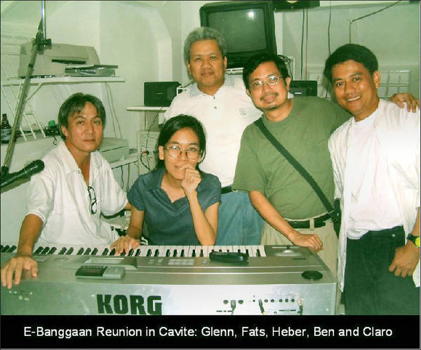 Photograph - Banggaan Visit Imus 2008 by Glenn Bautista