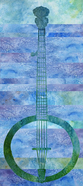 Wall Art - Painting - Banjo Mesa by Jenny Armitage