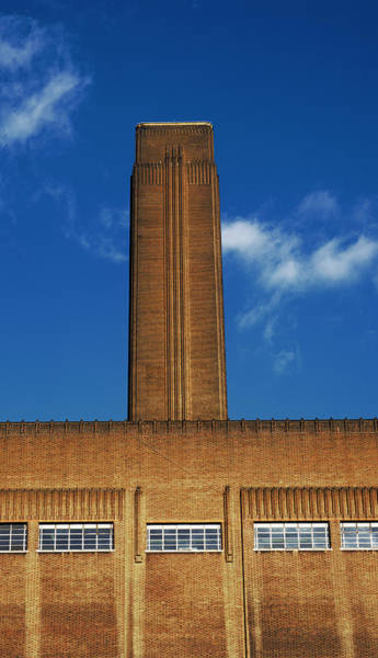 Bankside Photograph - Bankside Power Station by Carlos Dominguez