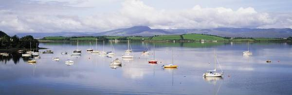 Wall Art - Photograph - Bantry Bay, County Cork, Ireland Boats by The Irish Image Collection