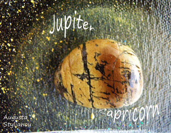 Barack Obama Painting - Barack Obama Jupiter by Augusta Stylianou
