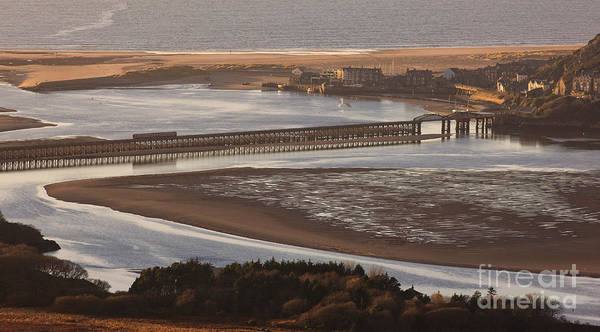 Barmouth Photograph - Barmouth by Rory Trappe