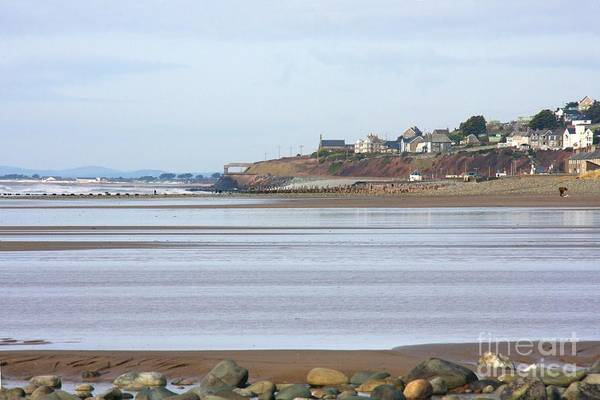 Barmouth Photograph - Barmouth View by Ed Lukas