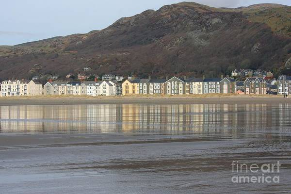 Barmouth Photograph - Barmouth Xerox by Ed Lukas