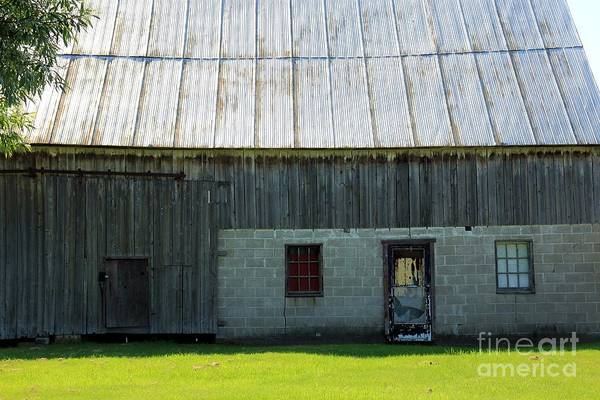 St Ignace Wall Art - Photograph - Barn by Sophie Vigneault