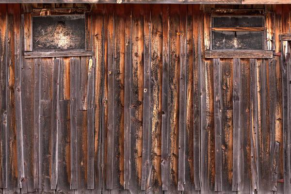 Mormon Photograph - Barnside Number 3 Grand Tetons by Steve Gadomski