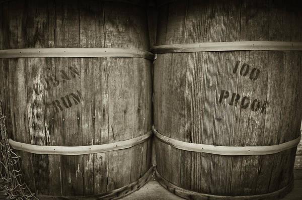 Photograph - Barrels Of Booze by Sherri Meyer