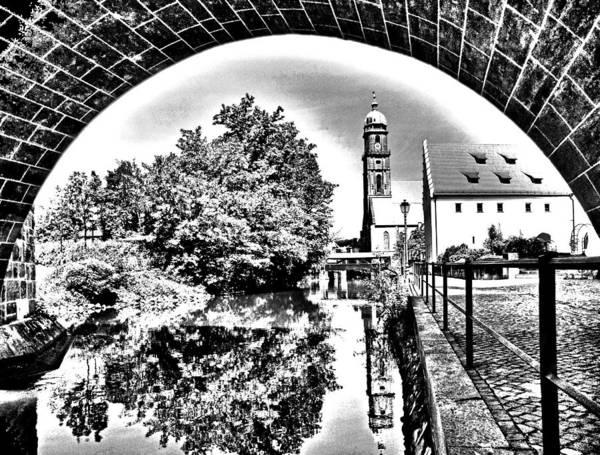 Photograph - Basilika St. Martin  by Juergen Weiss