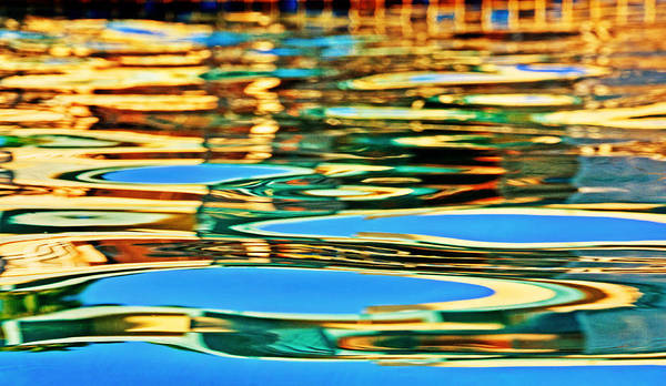 Photograph - Bathe In The Reflections by Donna Pagakis