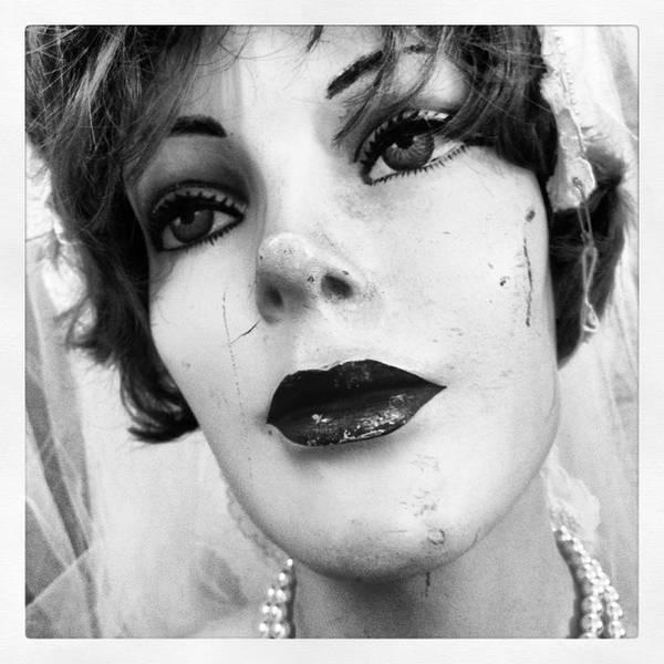 Photograph - Battered Bride by Lora Mercado