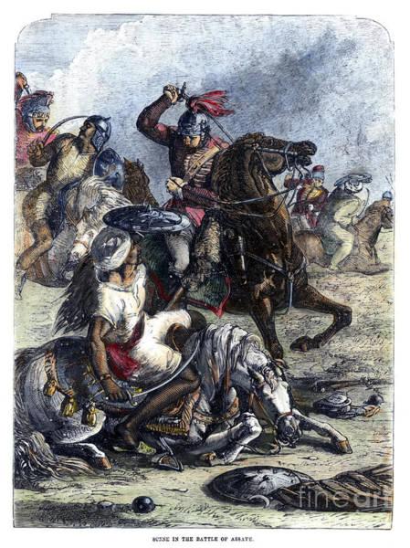 Wall Art - Photograph - Battle Of Assaye, 1803 by Granger