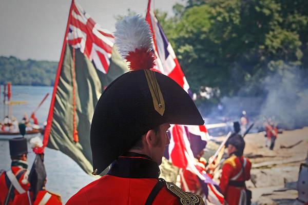 Photograph - Battle Of Queenston Heights 29  by Cyryn Fyrcyd