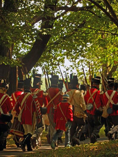 Photograph - Battle Of Queenston Heights 40 by Cyryn Fyrcyd
