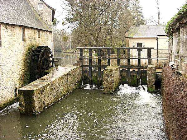 Photograph - Bayeux Mill by Keith Stokes