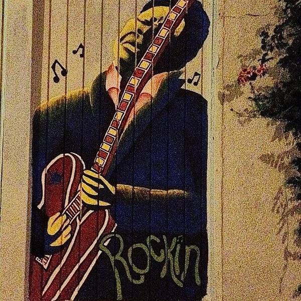 Musicians Wall Art - Photograph - Bb King by Natasha Marco