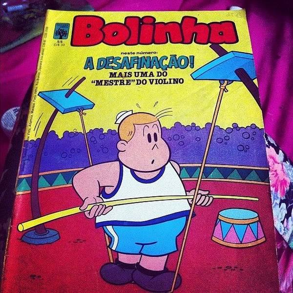 Comics Wall Art - Photograph - #bd #bd #comics #oldcomics #brasil #old by Francisca Andrade