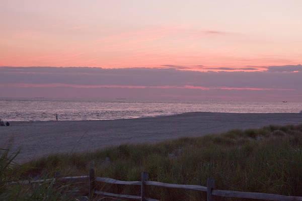 Photograph - Beach At Sunset by Tom Singleton