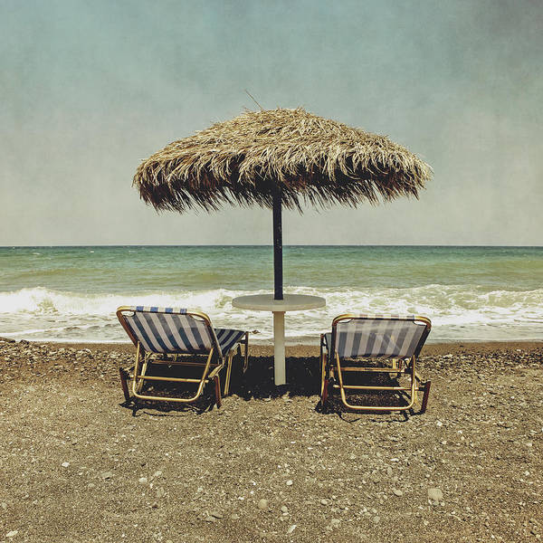 Summer Photograph - Beach by Joana Kruse