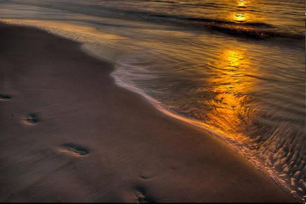 Photograph - Beach Walk - Part 2 by Dennis Dame