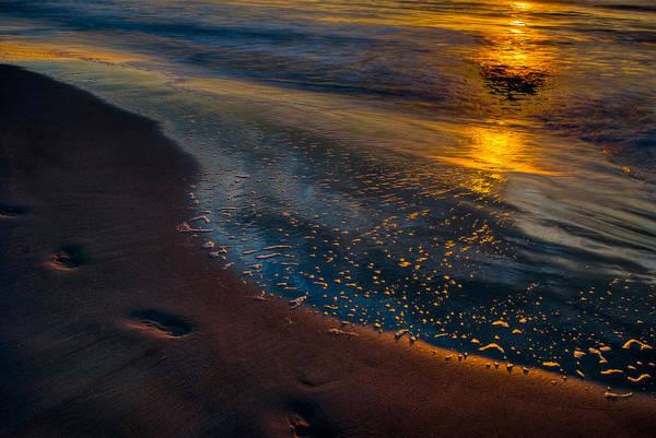 Photograph - Beach Walk - Part 4 by Dennis Dame