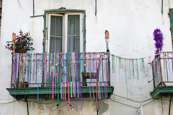 Photograph - Bead The Porch by KG Thienemann
