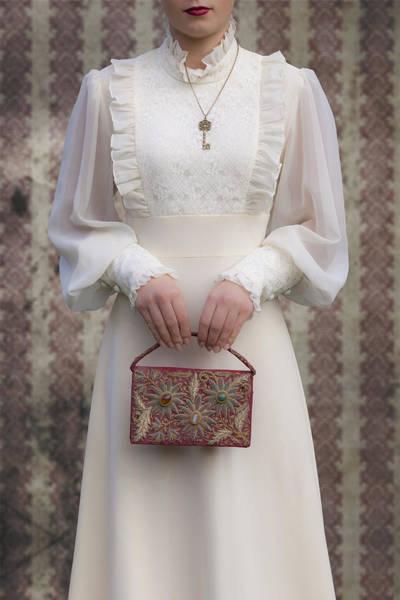 Wall Art - Photograph - Beaded Handbag by Joana Kruse