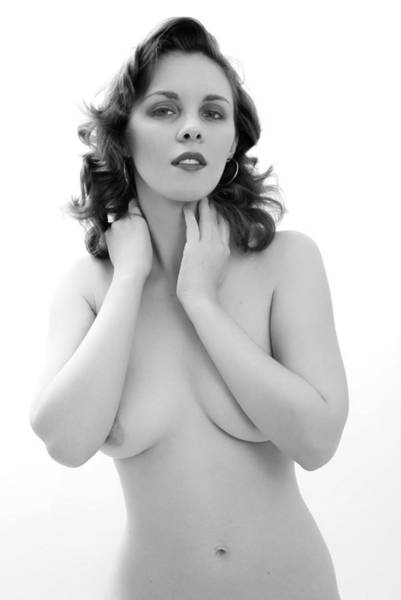 Photograph - Beautiful Girl by Harry Spitz
